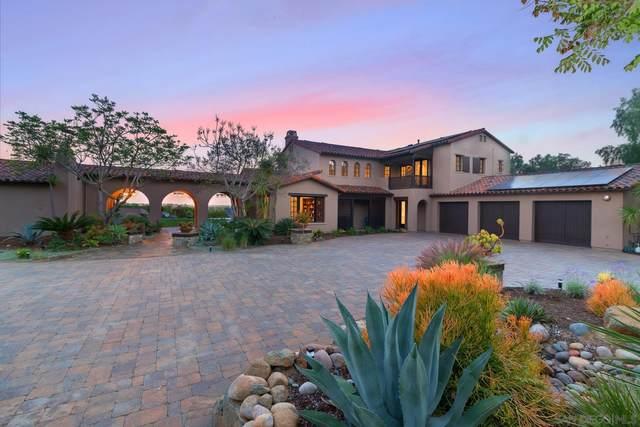 8204 Caminito Santaluz W, San Diego, CA 92127 (#210011748) :: Keller Williams - Triolo Realty Group