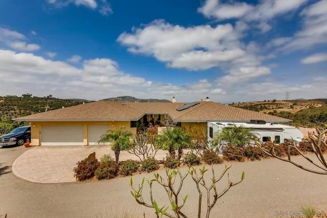 10824 San Antonio Way, Valley Center, CA 92082 (#210011798) :: The Legacy Real Estate Team