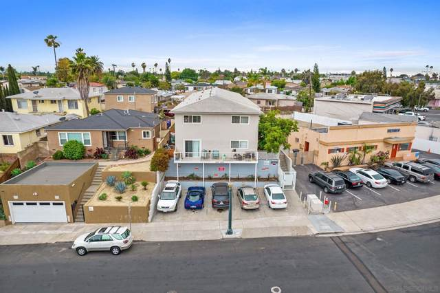 6625-31 Amherst St, San Diego, CA 92115 (#210011882) :: Neuman & Neuman Real Estate Inc.