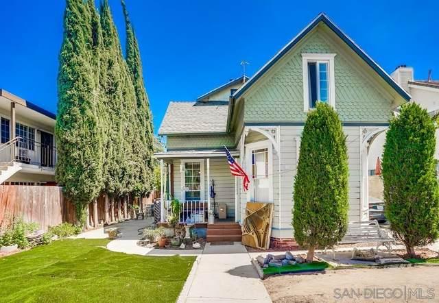 630 N Orange Grove Blvd, Pasadena, CA 91103 (#210011916) :: Neuman & Neuman Real Estate Inc.