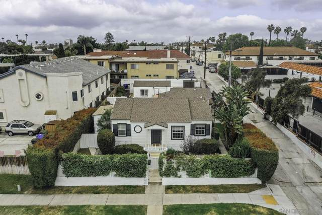4316-20 Ingraham St, San Diego, CA 92109 (#210011977) :: SD Luxe Group