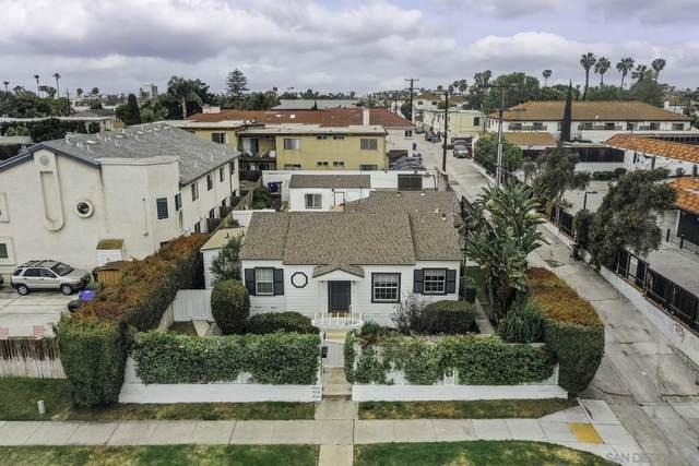 4316-20 Ingraham St, San Diego, CA 92109 (#210011977) :: The Legacy Real Estate Team