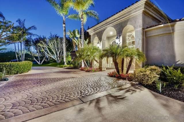 7745 St Andrews Rd, Rancho Santa Fe, CA 92067 (#210012028) :: Keller Williams - Triolo Realty Group