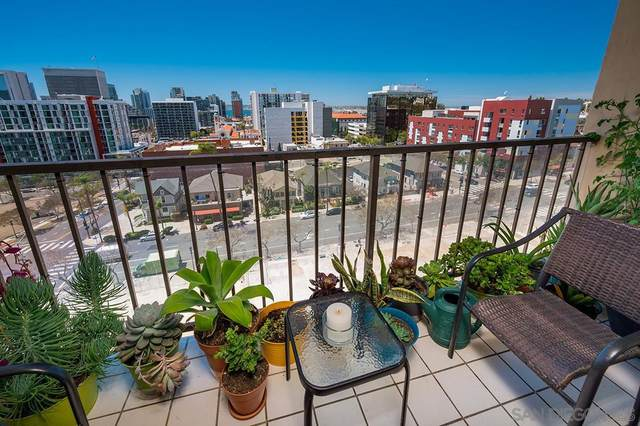 1514 7th Avenue #602, San Diego, CA 92101 (#210012056) :: Neuman & Neuman Real Estate Inc.