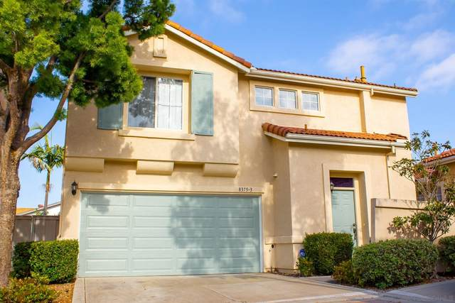 8375 Gold Coast Dr #3, San Diego, CA 92126 (#210012059) :: The Legacy Real Estate Team