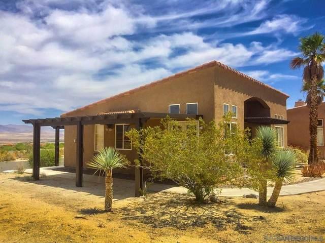 1810 Las Casitas, Borrego Springs, CA 92004 (#210012061) :: The Legacy Real Estate Team