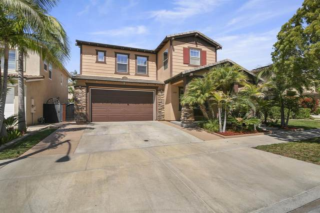 1628 Picket Fence Dr., Chula Vista, CA 91915 (#210012074) :: Keller Williams - Triolo Realty Group