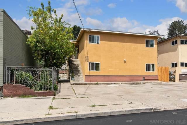 3128-3134 Reynard Way, San Diego, CA 92103 (#210012092) :: Yarbrough Group