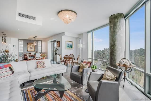 3415 6th Ave #9, San Diego, CA 92103 (#210012166) :: Dannecker & Associates