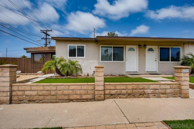 4002-4 Fond Du Lac Ave, San Diego, CA 92117 (#210012207) :: The Stein Group