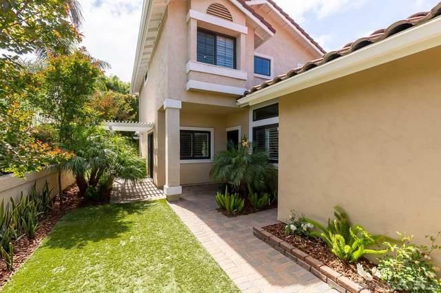 7152 Caminito Zabala, San Diego, CA 92122 (#210012277) :: The Legacy Real Estate Team