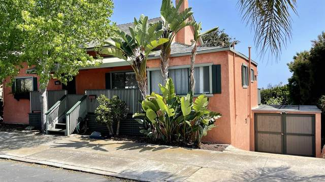 903 Sutter St, San Diego, CA 92103 (#210012296) :: Dannecker & Associates