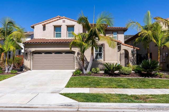 17323 Eagle Canyon Way, San Diego, CA 92127 (#210012411) :: The Legacy Real Estate Team