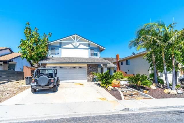 13803 Paseo Cardiel, San Diego, CA 92129 (#210012443) :: Keller Williams - Triolo Realty Group