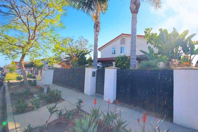 4166 Wilson Avenue #4, San Diego, CA 92104 (#210012474) :: The Stein Group