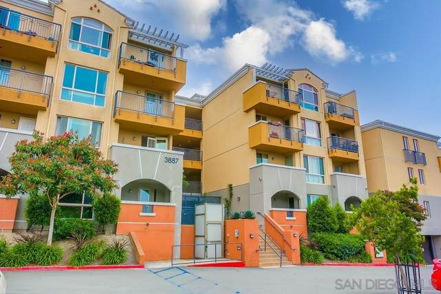 3887 Pell Pl #323, San Diego, CA 92130 (#210012530) :: Keller Williams - Triolo Realty Group