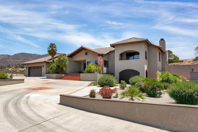 3298 Rocky Sage Rd, Jamul, CA 91935 (#210012679) :: Keller Williams - Triolo Realty Group