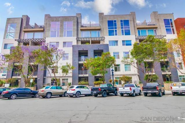 1642 7Th Ave #119, San Diego, CA 92101 (#210012773) :: Neuman & Neuman Real Estate Inc.