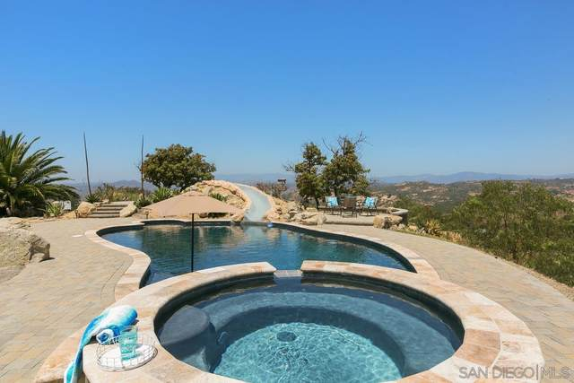 16575 Highland Trails Dr., Ramona, CA 92065 (#210012827) :: The Stein Group