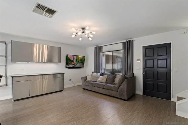 4375 Van Dyke Ave #4, San Diego, CA 92105 (#210012881) :: Wannebo Real Estate Group