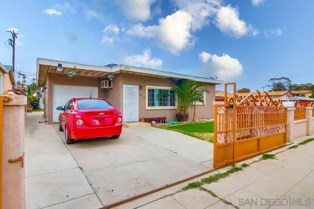 3920 T St, San Diego, CA 92113 (#210013001) :: Neuman & Neuman Real Estate Inc.