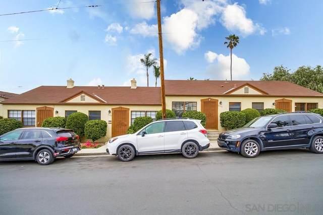 5126-38 Bayard St, San Diego, CA 92109 (#210013338) :: The Stein Group