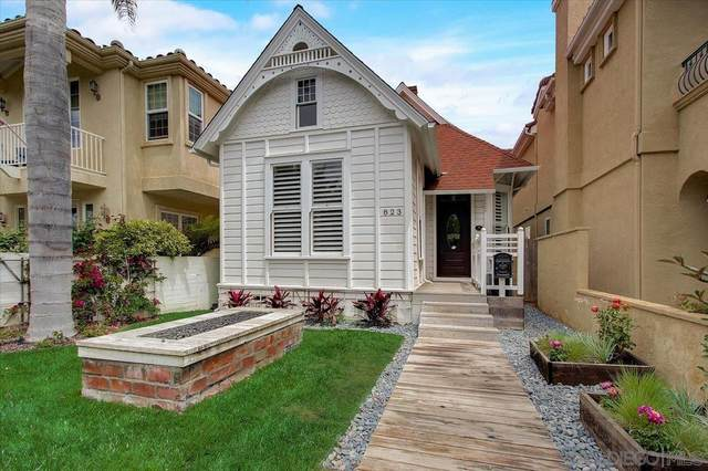823 H Ave, Coronado, CA 92118 (#210013344) :: SunLux Real Estate