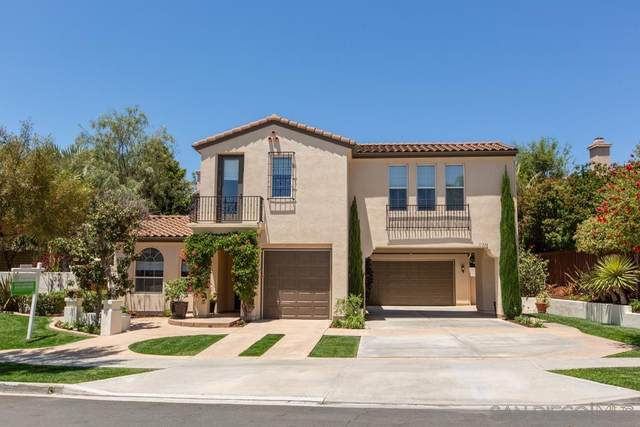 11334 Silver Oak Ln, San Diego, CA 92131 (#210013839) :: SunLux Real Estate
