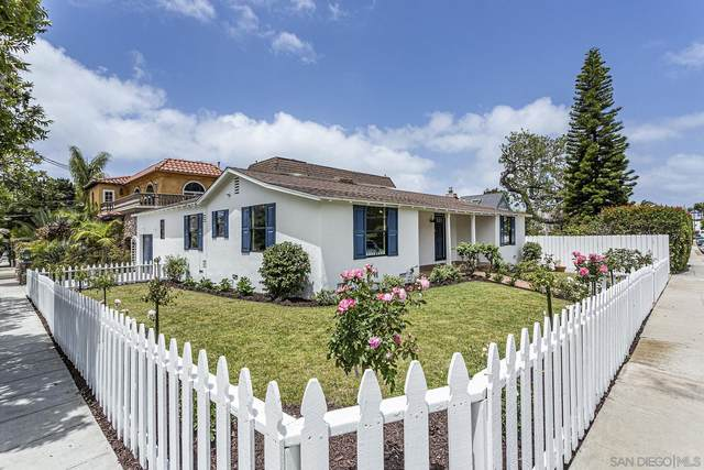 7502 High Ave, La Jolla, CA 92037 (#210013978) :: The Stein Group