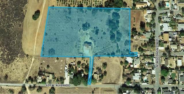 639 W Alvarado St., Fallbrook, CA 92028 (#210014175) :: SunLux Real Estate