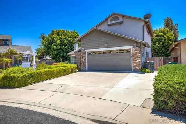 10427 Nubbin Ct., Santee, CA 92071 (#210014176) :: Neuman & Neuman Real Estate Inc.