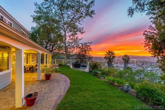 5364 Grandridge Rd, El Cajon, CA 92020 (#210014311) :: SunLux Real Estate