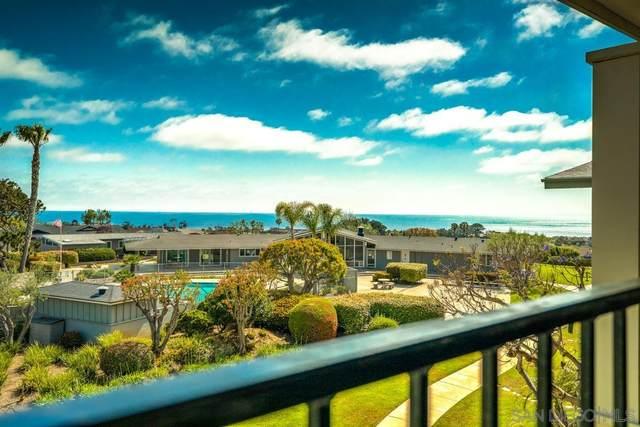 620 W Solana Circle Unit# 3F, Solana Beach - Del Mar, CA 92075 (#210014314) :: Zember Realty Group