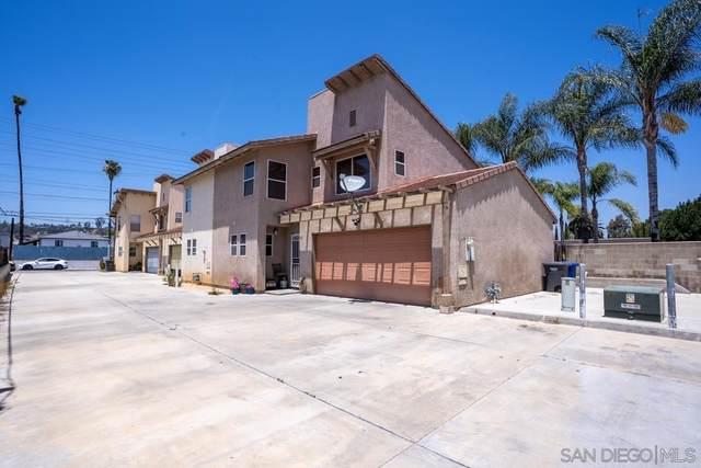 619 Emerald Ave #103, El Cajon, CA 92020 (#210014423) :: Keller Williams - Triolo Realty Group