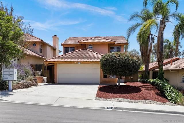 11915 Avenida Marcella, El Cajon, CA 92019 (#210014525) :: The Stein Group