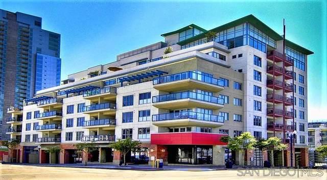 875 G St #304, San Diego, CA 92101 (#210014753) :: Neuman & Neuman Real Estate Inc.