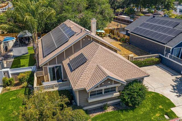 10368 New Bedford Ct, Lakeside, CA 92040 (#210014772) :: Keller Williams - Triolo Realty Group
