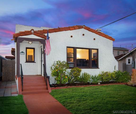 2722 Collier Ave, San Diego, CA 92116 (#210014874) :: Neuman & Neuman Real Estate Inc.