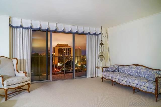 3635 7th Avenue 13A, San Diego, CA 92103 (#210014912) :: Dannecker & Associates