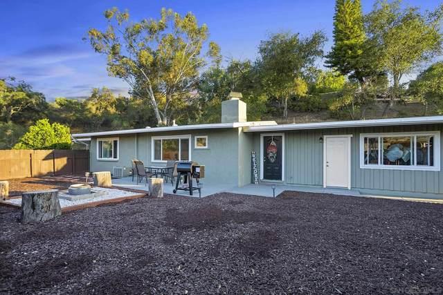 1889 Davis Drive, Fallbrook, CA 92028 (#210014923) :: Neuman & Neuman Real Estate Inc.