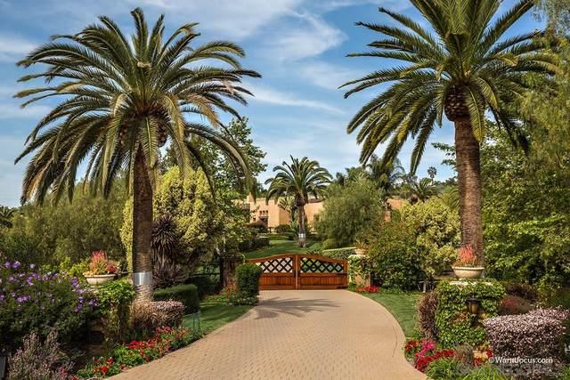 5465 Vista De Fortuna, Rancho Santa Fe, CA 92067 (#210014980) :: The Stein Group