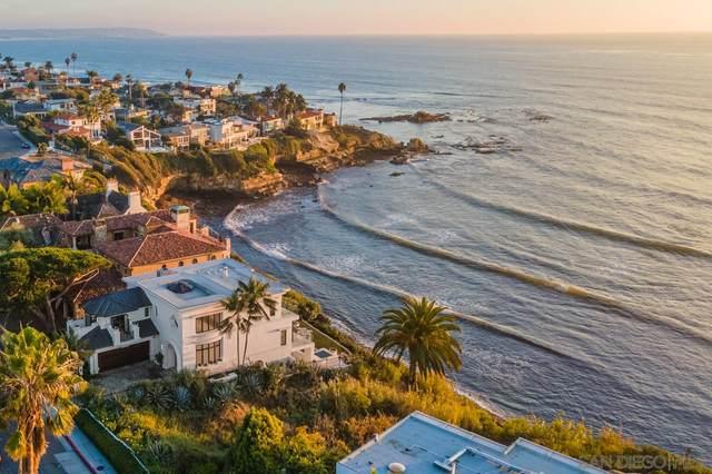 5850 Camino De La Costa, La Jolla, CA 92037 (#210015019) :: SunLux Real Estate