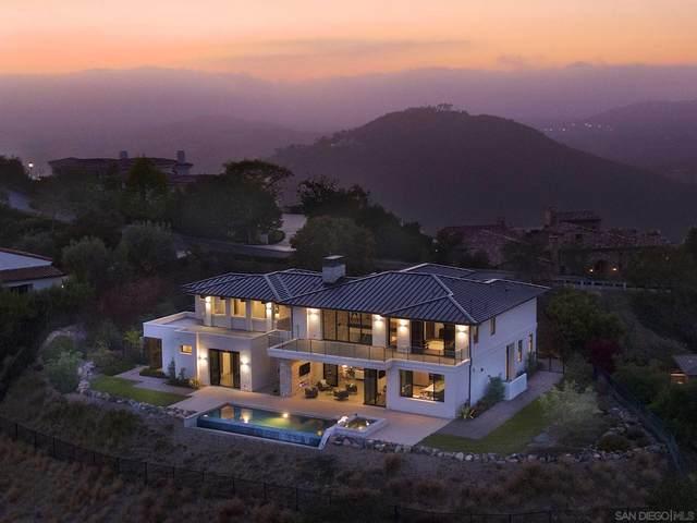 7923 Camino De Arriba, Rancho Santa Fe, CA 92067 (#210015079) :: Neuman & Neuman Real Estate Inc.