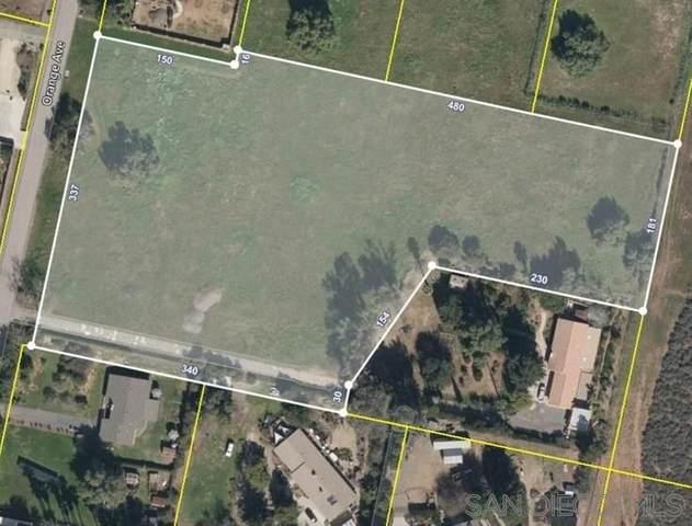 0000 Orange Avenue #3, Escondido, CA 92029 (#210015085) :: Neuman & Neuman Real Estate Inc.