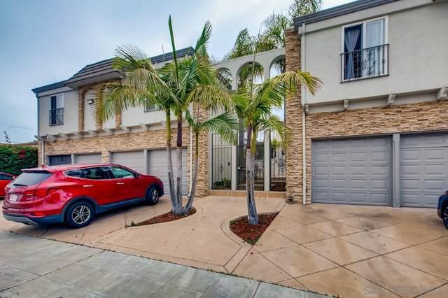 3677 41st St. #7, San Diego, CA 92105 (#210015125) :: Neuman & Neuman Real Estate Inc.