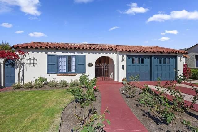 4875 E Alder Dr, San Diego, CA 92116 (#210015395) :: The Stein Group