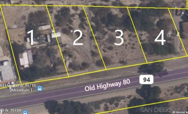 39718 Old Highway 80, Boulevard, CA 91905 (#210015463) :: Neuman & Neuman Real Estate Inc.