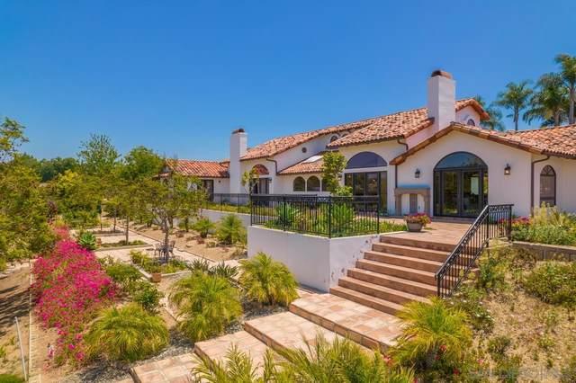 22 Country Glen Rd, Fallbrook, CA 92028 (#210015562) :: Neuman & Neuman Real Estate Inc.