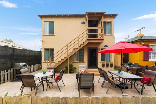 817-19 Island Court, San Diego, CA 92109 (#210015639) :: Neuman & Neuman Real Estate Inc.