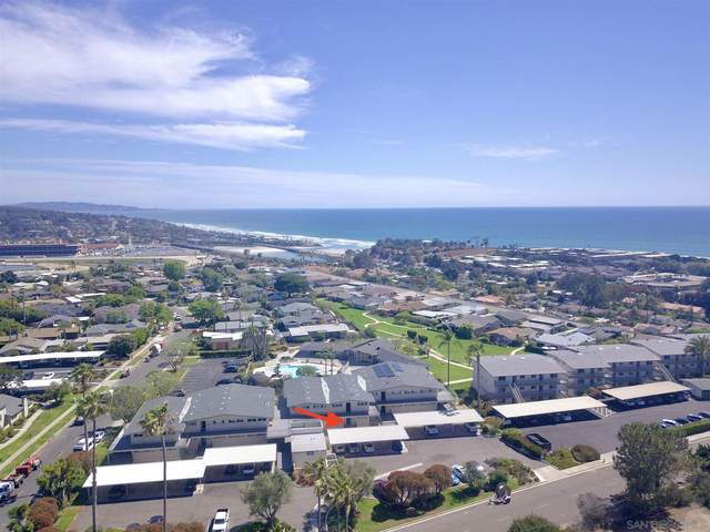 620 W Solana Circle #2C, Solana Beach, CA 92075 (#210015666) :: PURE Real Estate Group